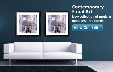 Contemporary Floral Art