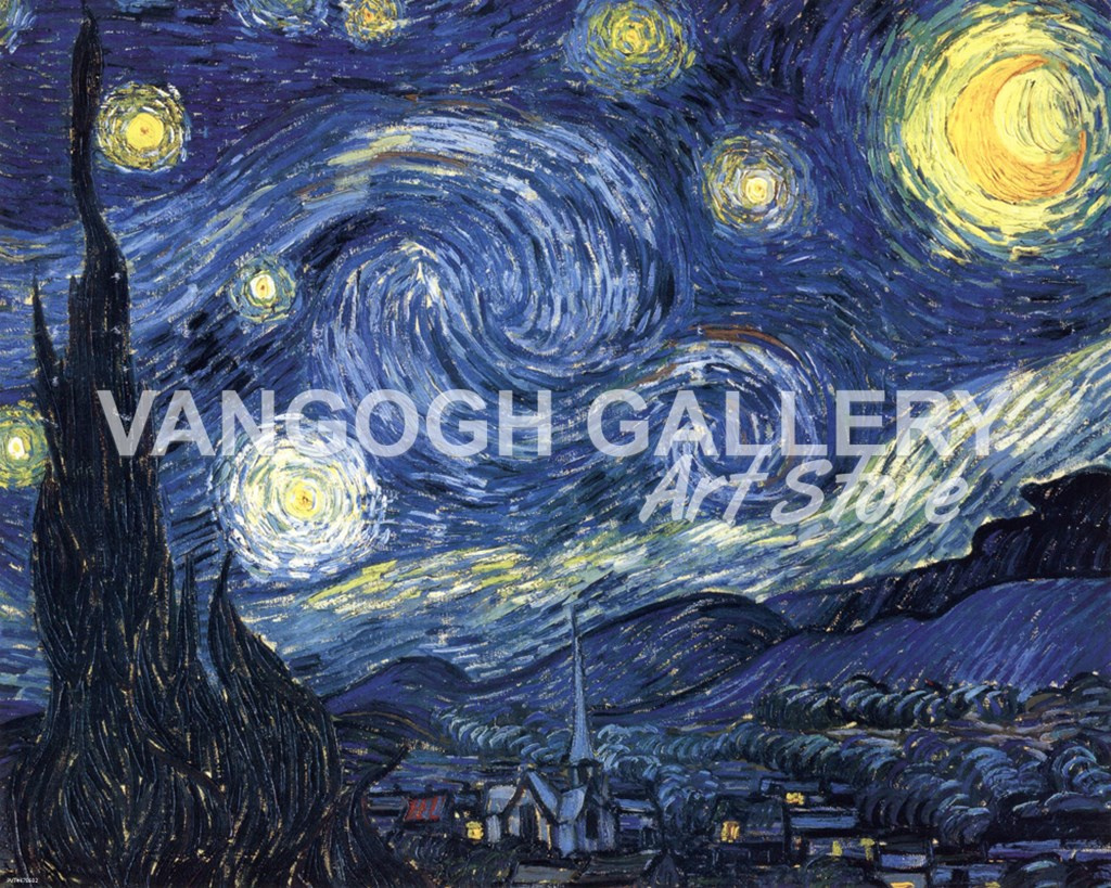 a critique of starry night and A full and in depth appreciation of vincent van gogh's aesthetics entails a comprehensive insight of the principles behind art and philosophical foundations that.