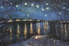 Starry Night Over the Rhone Prints