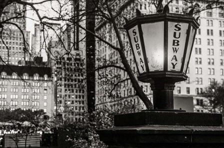 Subway Corner by Bill Carson Photography art print