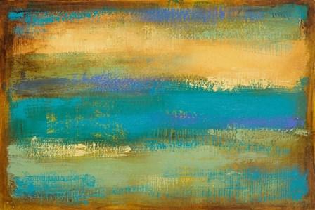 Spring Landscape by Lanie Loreth art print
