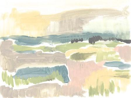 Sweet Marsh II by Jennifer Goldberger art print