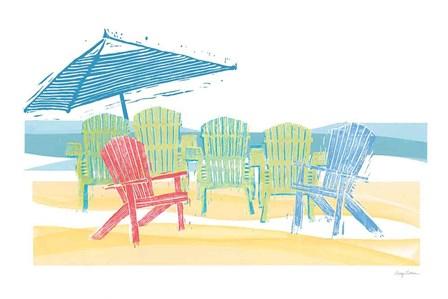 Easy Life I by Avery Tillmon art print