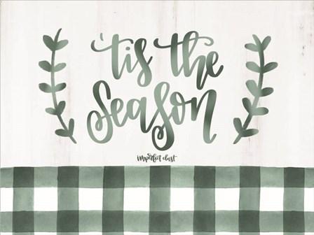 Tis the Season by Imperfect Dust art print