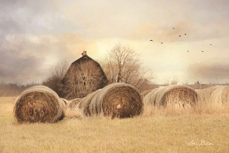 Thank a Farmer by Lori Deiter art print
