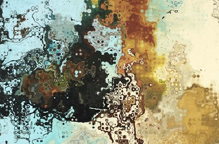 Sixteen by Michel Keck art print