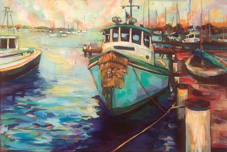 At Fords by Jeanette Vertentes art print