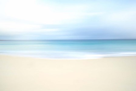 Smith's Beach by Deborah Loeb art print