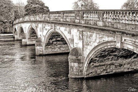Henley-on-Thames by Golie Miamee art print