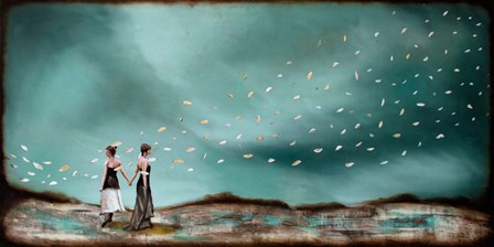Optional Illusions I by Alicia Armstrong art print