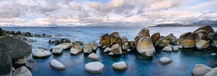 Sand Harbor by Christopher Foster art print