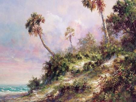Casperson Shore by Art Fronckowiak art print