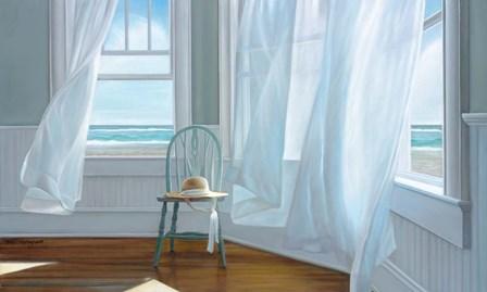 Intention by Karen Hollingsworth art print