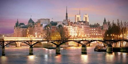 Paris No. 501 by Alan Klug art print