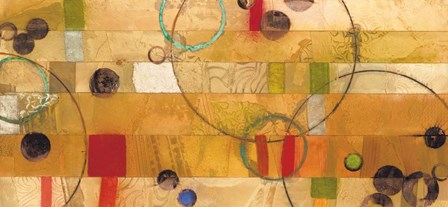 Of This World No. 16 by Aleah Koury art print