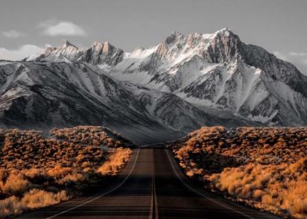 The Road 1 by Design Fabrikken art print