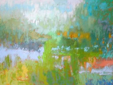 Southern Charm by Jane Schmidt art print