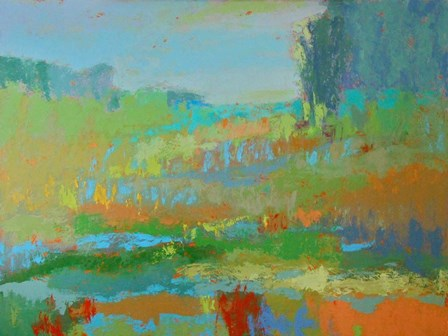 Southern View II by Jane Schmidt art print