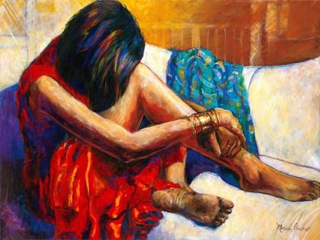 Repose by Monica Stewart art print
