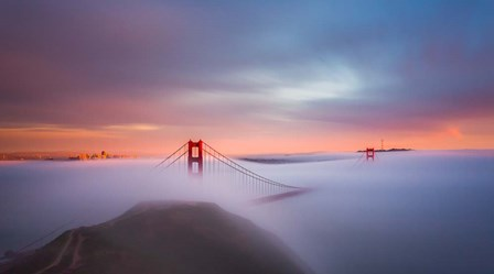 Just Another Day in the Bay by Toby Harriman Visuals art print