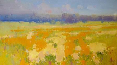 Meadow 2 by Vahe Yeremyan art print