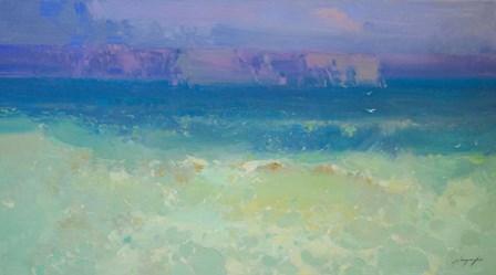 Waves - Pacific Highway by Vahe Yeremyan art print