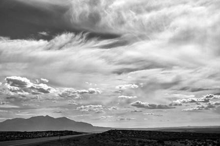 Utah Skies by Lynda White art print