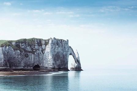 Porte d'aval & Aiguille Rock by Dirk Wüstenhagen art print