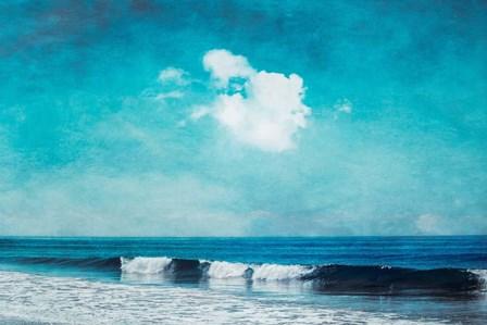 Sea Blues by Dirk Wüstenhagen art print