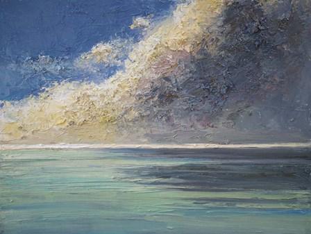 Golden Bay by Svetlana Orinko art print