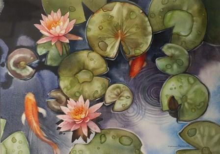 Heaven's Garden by Svetlana Orinko art print