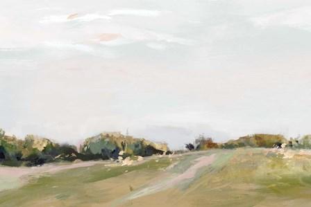 Golden Grasslands by Isabelle Z art print