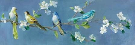 Spring in the Neighborhood I by Danhui Nai art print
