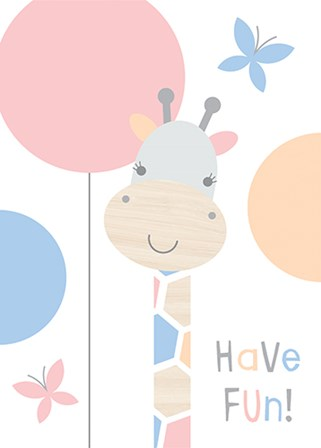Have Fun by A.V. Art art print