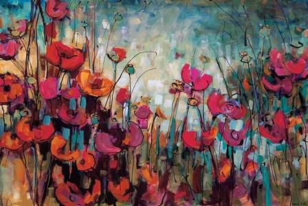 Emmie Lou by Crystal Heath art print