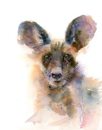All Ears by Olga Shefranov art print