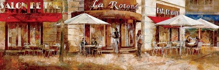 La Rotonde by Noemi Martin art print