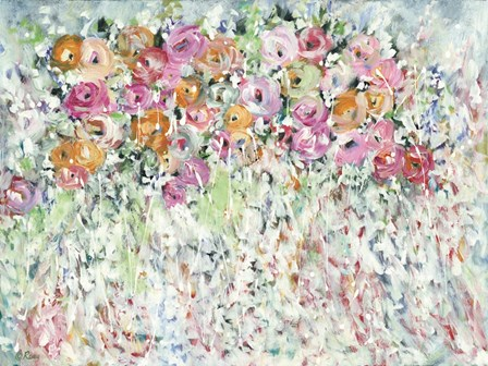 Beautiful Full Life by Roey Ebert art print