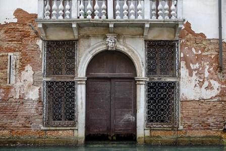 Windows & Doors of Venice X by Laura Denardo art print