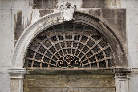 Windows & Doors of Venice XI by Laura Denardo art print