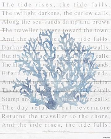 Tide Rises by Kyra Brown art print