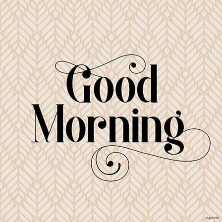 Good Morning by Kyra Brown art print