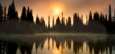 Sunset Bliss by Dennis Frates art print