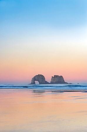 Soft Sunset by Dennis Frates art print
