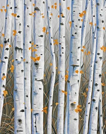 Trees by Julie Peterson art print