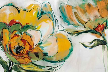 Bloomed III by A. Fitzsimmons art print
