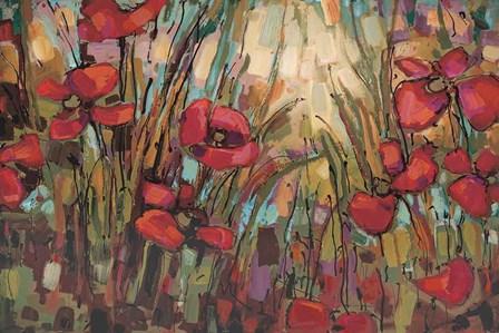 Opal by Crystal Heath art print