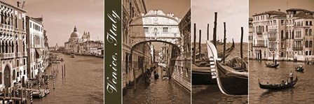 A Glimpse of Venice by Jeff Maihara art print