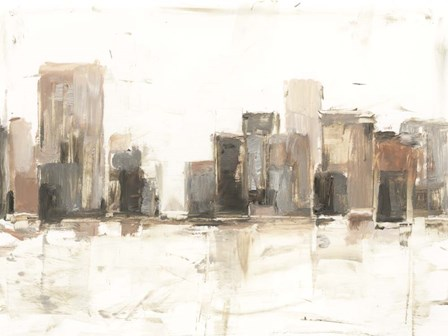 City Vista II by Ethan Harper art print