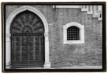Venice Facade II by Laura Denardo art print